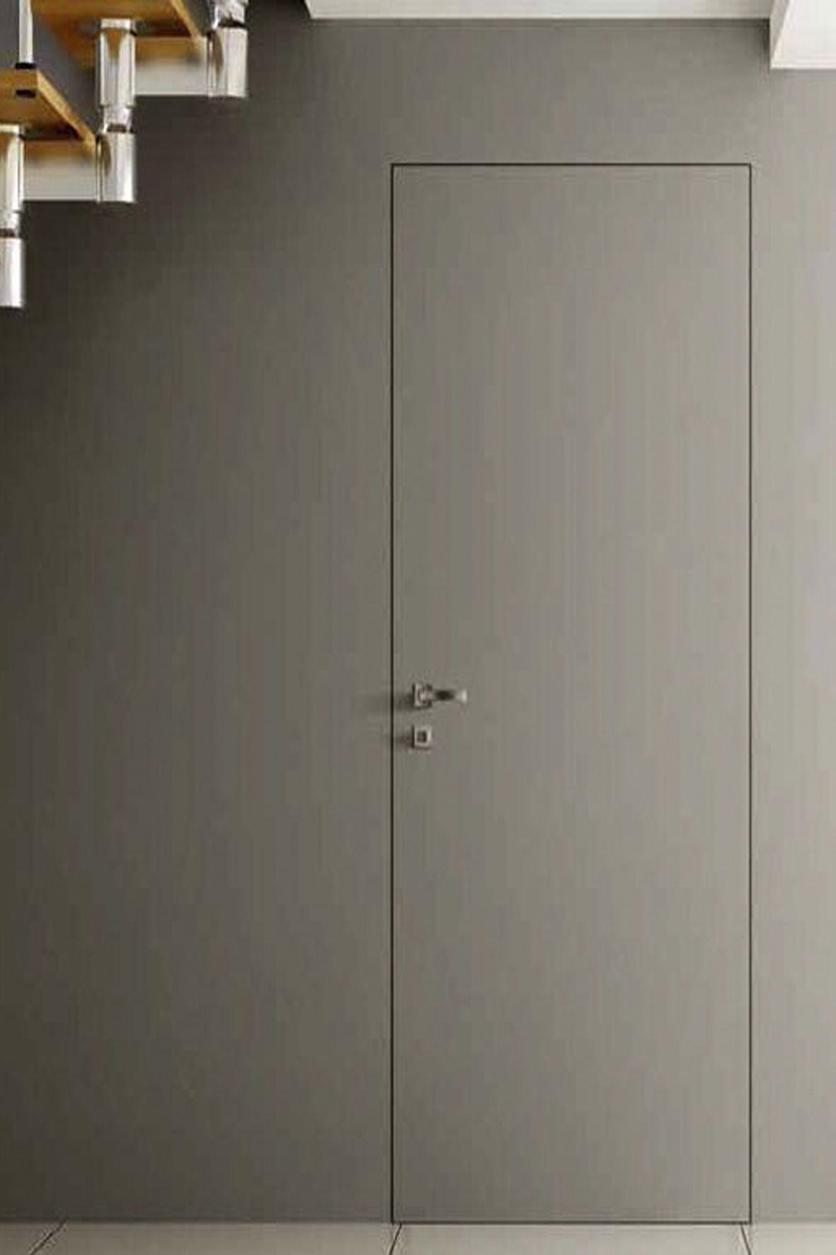 Картинка Скрытые эмалированные двери 4