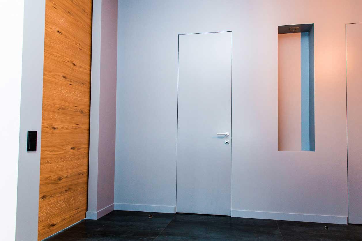 Картинка Скрытые эмалированные двери 5
