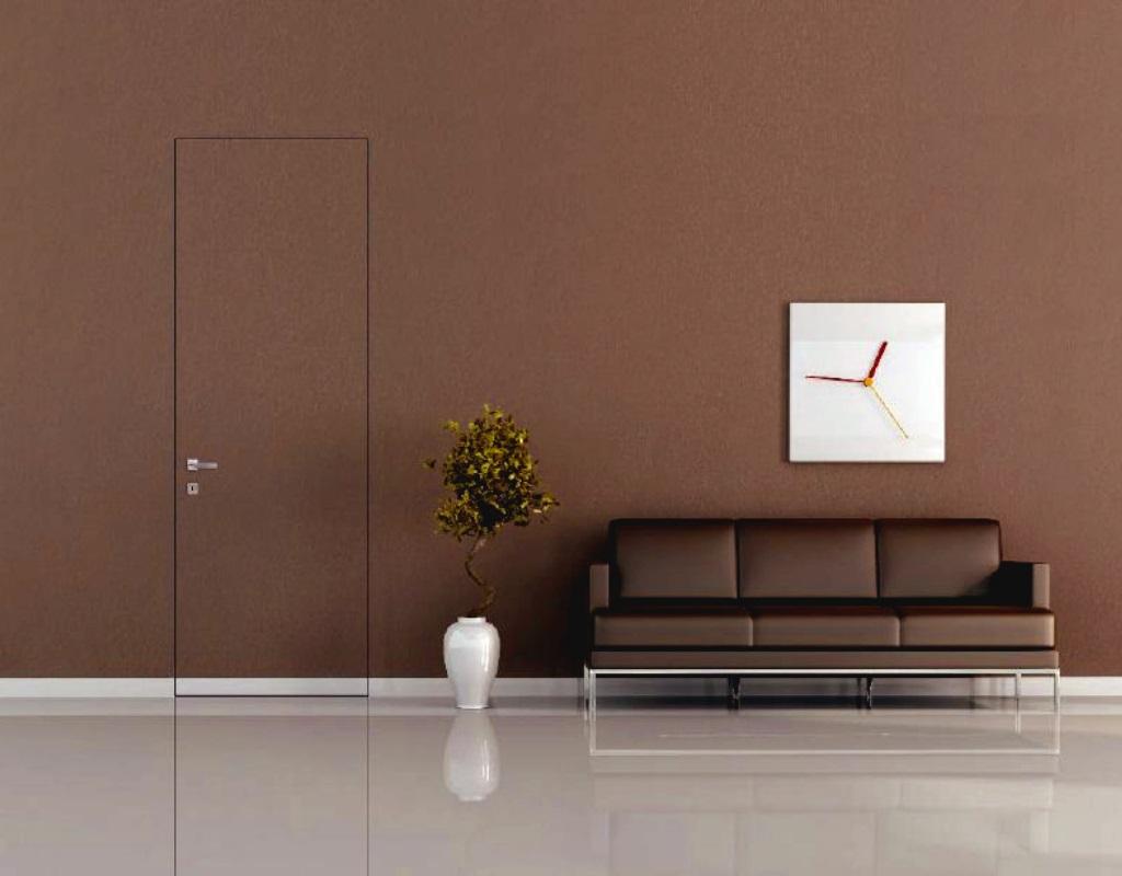 Картинка Скрытые двери под покраску 5