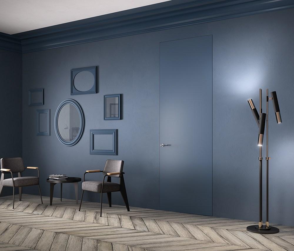 Картинка Скрытые двери под покраску 8