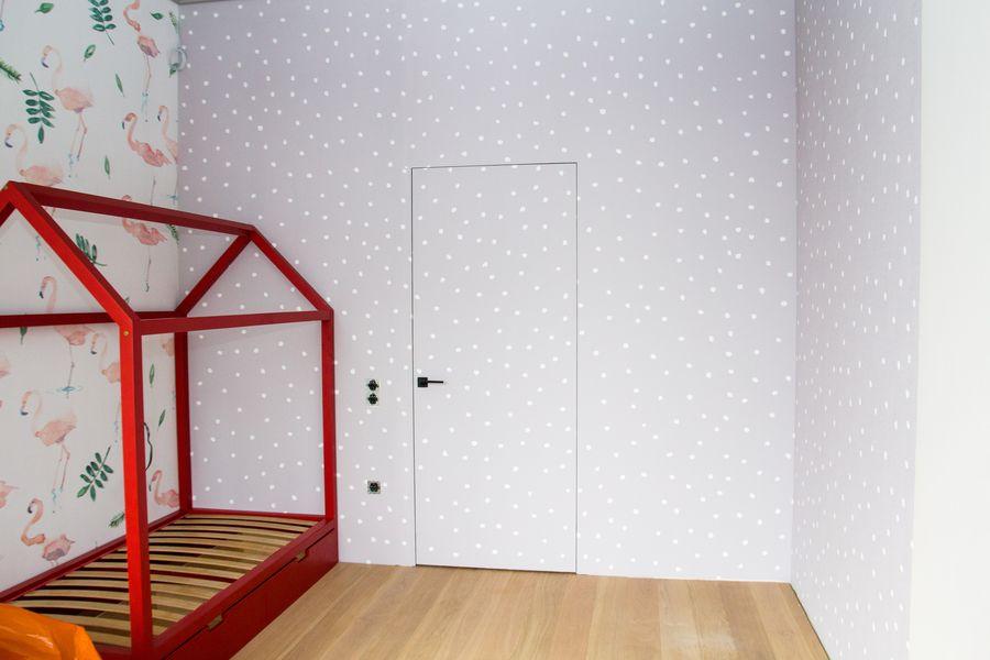 Картинка Скрытые двери под покраску 9