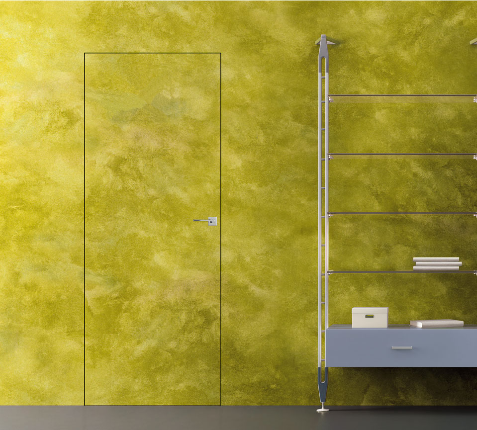 Картинка Скрытые двери под покраску 2