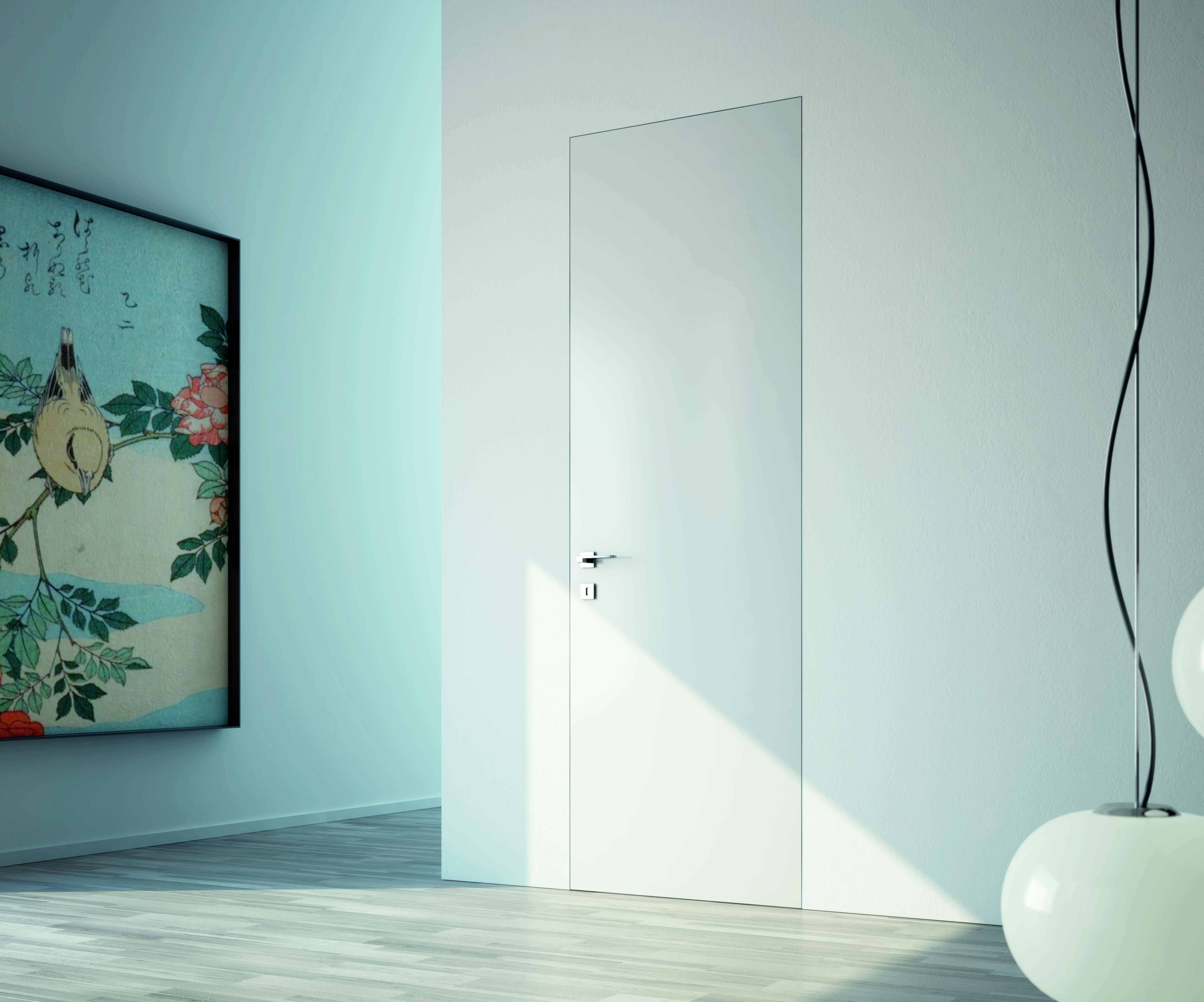 Картинка Скрытые эмалированные двери 3